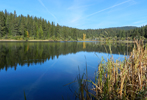 White Pines Lake, Arnold, Calaveras County, California