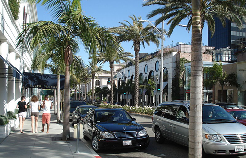 Downtown Beverly Hills