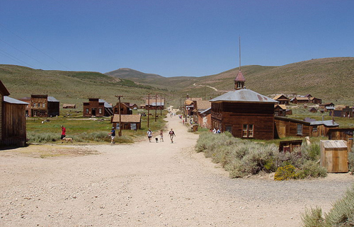 Bodie Ghost Town and State Historic Park