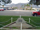 Borrego Springs: Downtown Area