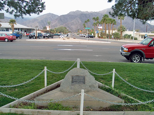 Borrego Springs Downtown