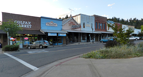 Colfax: Historic Downtown District