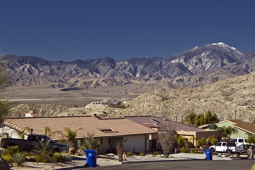 Desert Hot Springs, California