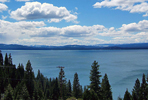 Lake Almanor, Plumas County, California