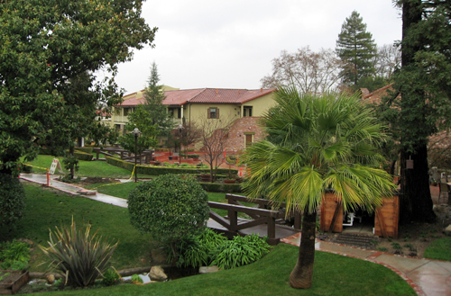 Paso Robles: Hot Springs Inn