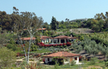 Rancho Santa Fe in North San Diego County