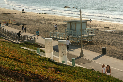 Redondo Beach: South Bay Beach Bicycle Trail